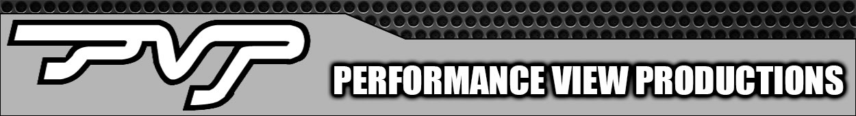 PVP - Performance View Productions header